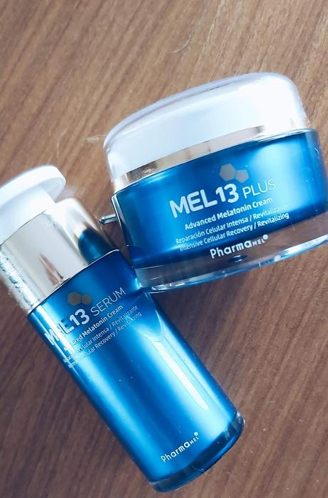Mel13 de Pharmamel, melatonina reparadora en Argentina