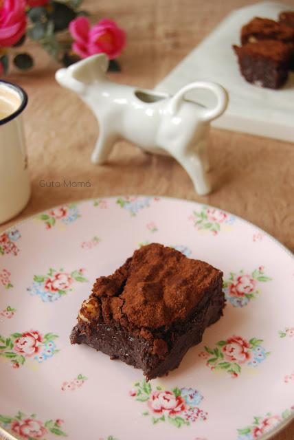Brownies, receta fácil