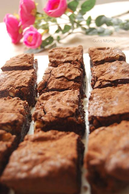 Receta fácil de brownie