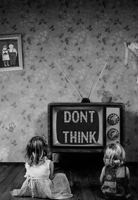 No pensar