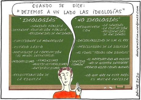"""""""ideologías"""""""