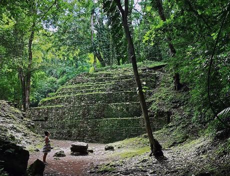 Chiapas día 6: Selva Lacandona: Yaxhilán y Bonampak