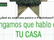 Pongamos hablo de...TU CASA.¿Qué casa pasiva Passivhaus?. Episodio #sf23podcast