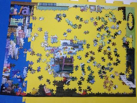 Puzzle tejeril