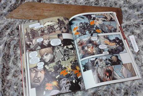 Leo comics: la pandemia que nos faltaba