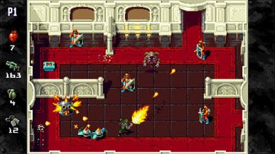 Indie Review: Xeno Crisis.