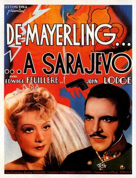 De Mayerling a Sarajevo-Max Ophüls