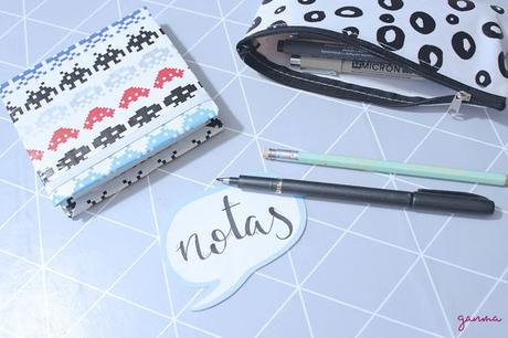 DIY: Bloc de notas