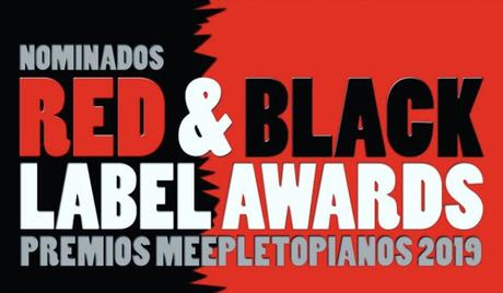 Corvus Belli nominada en los Red & Black Label Awards