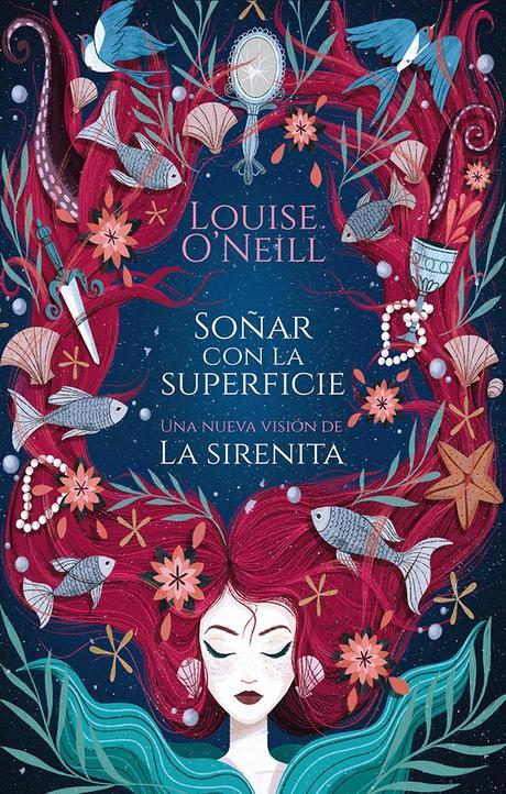 Reseña: Soñar con la superficie - Louise O'Neill