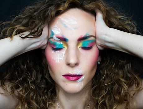 cursos de maquillaje profesional en madrid agencia de maquillaje cine teatro fotografía publicidad