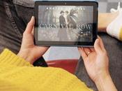 Tablet Fire nuevo Amazon disponible