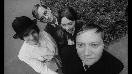«THE CREMATOR (EL INCINERADOR DE CADÁVERES)» (1969) - JURAJ HERZ