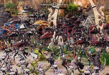 Warhammer Community: Resumen del martes