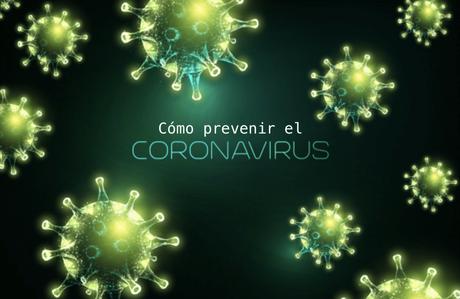 Decálogo para prevenir el contagio por coronavirus.