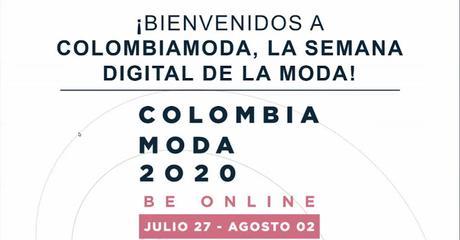 COLOMBIAMODA 2020 SE REINVENTA
