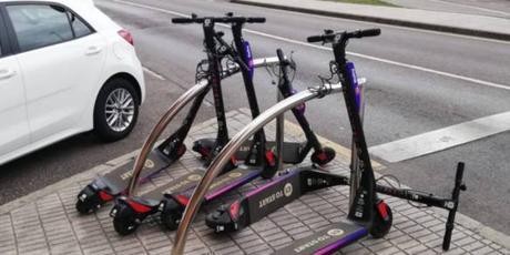 Reapertura de los sistemas de bicicletas y patinetes compartidos en Gijón