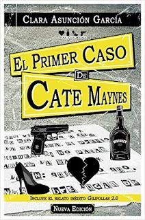 EL PRIMER CASO DE CATE MAYNES - Clara Asunción García