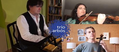 MUSICA   El trío Arbós nos recuerda que es San Isidro.