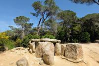 Descubre el Santuario del Corredor y el dolmen de Ca l'Arenes
