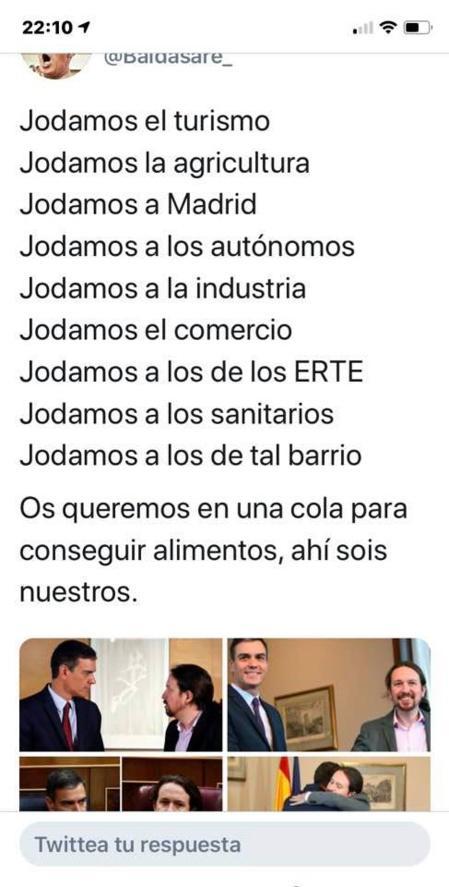 ¿Están destruyendo Sánchez e Iglesias la economía española de forma programada?