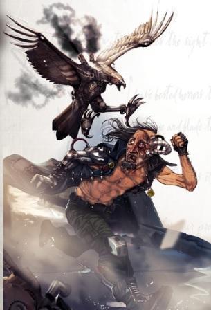 Los Grapplehawk (Necromunda y Dark Heresy)