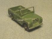 Land Rover Series Matchbox