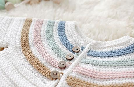 How to make the GINGER Crochet Jacket- Pattern & Step by Step Tutorial