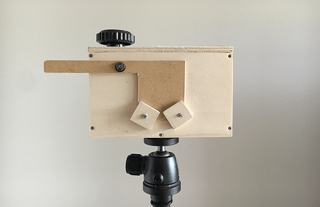cámara estenopeica