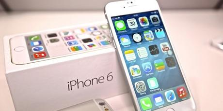 iPhone 6 de segunda mano