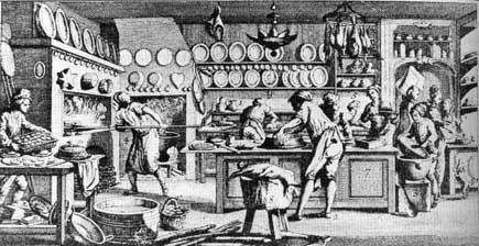Mesones y figones en el Santander del siglo XVIII