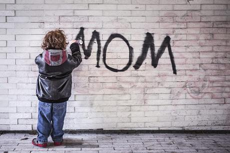 La paciencia infinita de una madre.