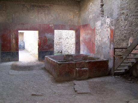 Tintorerías en la antigua Roma.