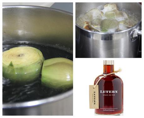 La receta perfecta del guiso de alcachofas con jamón y sus caldos
