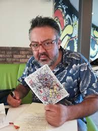 Caricaturista Poblano – Luis Ricardo