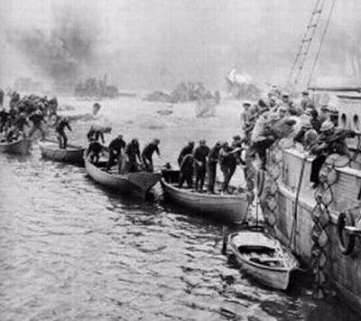 La pequeña flota de Dunkerque