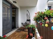 Ideas bonitas para balcón terraza