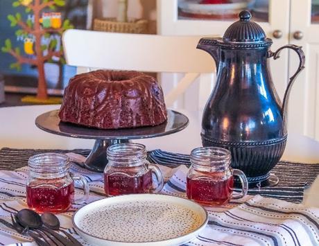 Chocolate Pudding Bundt Cake