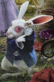 Sigue al conejo blanco