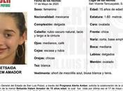 Alerta Amber: desaparece joven años Vicente Tacuayalab