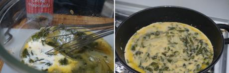 Tortilla al horno
