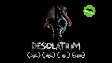 Desolatium, un título made in Spain, anuncia su campaña de Kickstarter