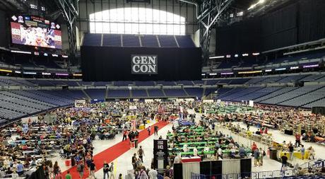GenCon Indy 2020: Cancelada
