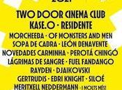 Festival Cruïlla 2021, Confirmaciones