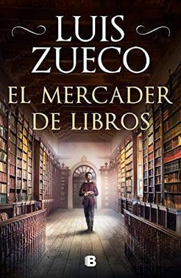 EL MERCADER DE LIBROS, de Luis Zueco