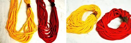 eco ideas transforma tus camisetas viejas en una bufanda 004 Eco ideas Transforma tus camisetas viejas en una bufanda reutilizar ropa vieja ideas reciclar eco ideas camisetas viejas en una bufanda bufanda ropa vieja