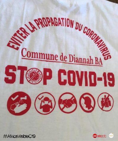 Senegal: Respuesta Sanitaria frente al COVID-19
