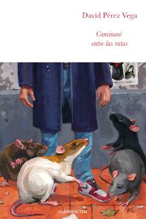 Caminaré entre las ratas, mi nueva novela (lectura de un fragmento)