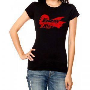 camiseta chica baron rojo
