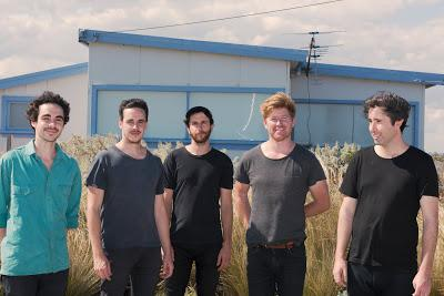 Rolling Blackouts Coastal Fever - Wither with you (2016)